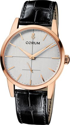 @corumwatches Watch Heritage 1957 #add-content #bezel-fixed #bracelet-strap-aligator #brand-corum #case-depth-8-76mm #case-material-rose-gold #case-width-38-5mm #delivery-timescale-call-us #dial-colour-silver #gender-mens #luxury #movement-manual #official-stockist-for-corum-watches #packaging-corum-watch-packaging #style-dress #subcat-heritage #supplier-model-no-v157-02613 #warranty-corum-official-2-year-guarantee #water-resistant-30m
