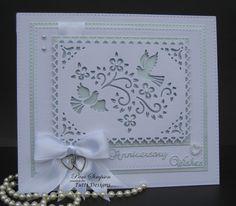 Bird Tapestry Anniversary Wishes. | pamscrafts | Bloglovin'