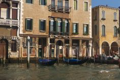 2013 Challenge Day 8 - Venice from the Grand Canal on our flying visit