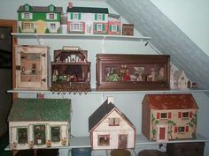 Doll house collection