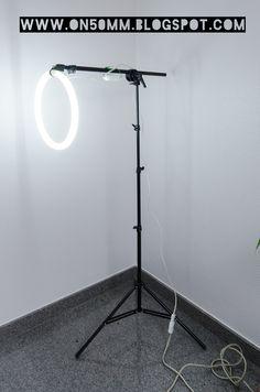 La Ring Light super conveniente è CFL !! Costruiamola insieme con pochi euro !!