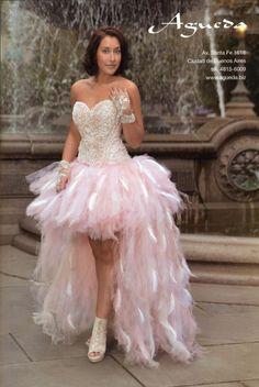 9870d6b4d Producción en New York. Agueda Couture · Vestidos de Quince