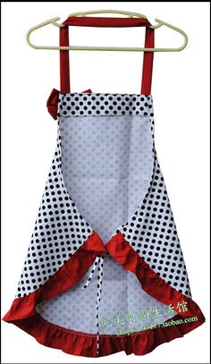 Work Aprons, Cute Aprons, Fabric Websites, Apron Pattern Free, Sewing Aprons, Apron Designs, Crochet Baby Clothes, Sewing Patterns For Kids, Aprons Vintage