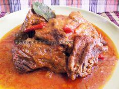 Daging Sapi Asam Manis Empuk Pedas/ Resep Masakan Indonesia