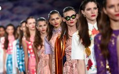 House Of Holland - Runway: London Fashion Week SS14