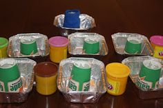 volcano crafts for groups