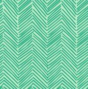 freeform arrows in mint fabric by domesticate for sale on Spoonflower - custom fabric, wallpaper and wall decals