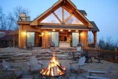 Cedar Creek Cabin Rentals, helen georgia