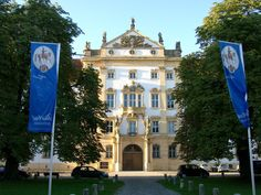 Castle Ellingen in Ellingen Bavaria