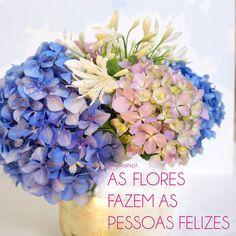 Encha a casa de flores!