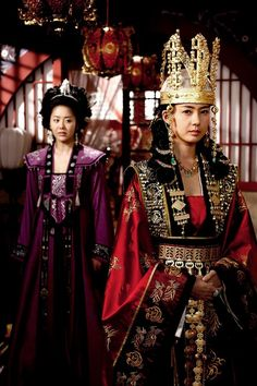 Great Queen Seon Deok https://www.google.com/blank.html