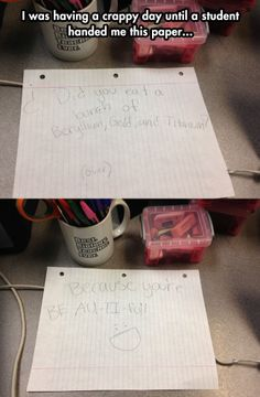 How To Make Your Teacher�s Day