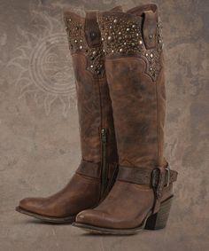 Regulus (Rust) Black Star Boot Company western boots – Blueberi Boutique