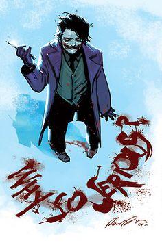 Joker by Rafael Albuquerque