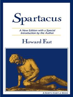Spartacus, a fictionalization of a slave revolt in ancient Rome in 71 BC, is well known today because of the 1960 movie starring Kirk Douglas and Laurence Olivier. It was originally published in 1951 by Fast himself, after being turned down by every mainstream publisher of the day