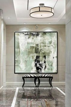 Oversize Painting Gray Abstract Painting Black And White Canvas Art Modern Painting Large Artwork Abstract Canvas Wall Art Living Room Art USD paintings interior White Canvas Art, Abstract Canvas Wall Art, Black And White Canvas, Black And White Painting, Wall Canvas, Green Paintings, Acrylic Paintings, Wall Paintings, Painting Art