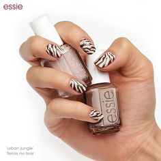 Venture off the beaten path with this one-of-a-kind zebra print.