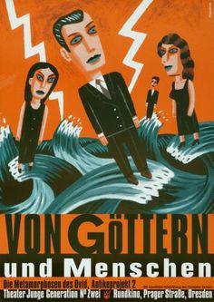Henning Wagenbreth, Von Goettern und Menschen, 2002