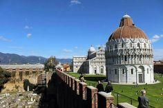 Mura di Pisa - Pisa Walls