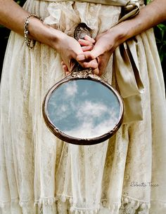 #story #fairytale #magic #mirror #princess #dream #retro
