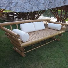 Furniture Elephant Bamboo Sofa
