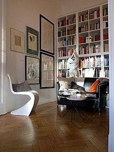 Bücherwand | ROOMIDO.com