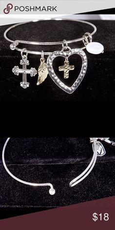 Charm Bracelet Multi Charm Bangle Bracelet Jewelry Bracelets