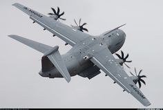 Airbus A400M Grizzly aircraft picture