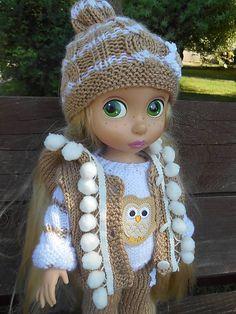 Monika.M / Lula - oblečenie pre bábiku