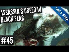 Let's Play Assassin's Creed 4: Black Flag #45 - Schnelle Flucht [deutsch / german] - YouTube