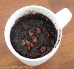 Brownie in a Mug DIY Gift-1
