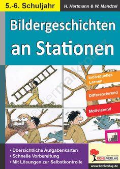 Bildergeschichten an Stationen 5/6