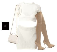 """""""Untitled #3495"""" by kimberlythestylist ❤ liked on Polyvore featuring Casadei and Givenchy"""