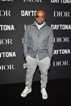 Jermaine Dupri attends Dior Celebrates Pusha T Daytona Rap Album Of The Year Hosted By Steven Victor at Dior Men's Boutique on February 2019 in Beverly Hills, California. Get premium, high resolution news photos at Getty Images 1990s Hip Hop, Jermaine Dupri, Dior, 20s Style, Pusha T, Rap Albums, Hip Hop Quotes, Album Of The Year, 20s Fashion