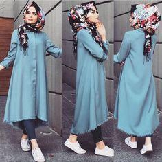 Hijab Beautiful hijab Hijab fashion Muslim girls Beautiful muslim women Jennifer Anniston Gaya hijab Hijabi fashion Muslimah fashion Muslim fashion Abaya fashion Hijabi o. Modest Fashion Hijab, Street Hijab Fashion, Modern Hijab Fashion, Hijab Chic, Abaya Fashion, Fashion Dresses, Fashion Muslimah, Muslim Women Fashion, Islamic Fashion