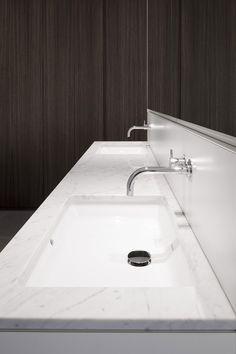 Riflessi Waterfall Faucet Gessi Bathroom Pinterest - Contemporary waterfall faucets riflessi from gessi