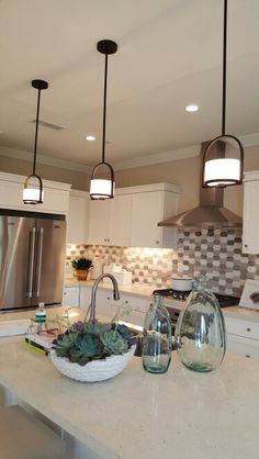 Best Ideas Of Pendant Lighting For Kitchen Dining Room And - Kitchen with pendant lighting over island