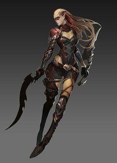 Harley Quin/ninja