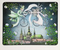 Emma Srncová Siena, Painting, Art, Craft Art, Painting Art, Kunst, Paintings, Drawings, Art Education