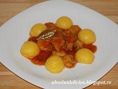 Absolut Delicios - Retete culinare: PORC