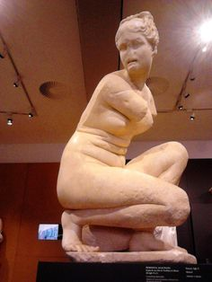 If Aphrodite can have stomach rolls then so can I - mcgrlabroad