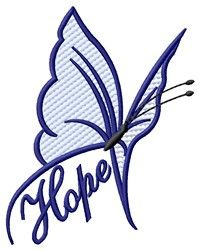 Bugs Embroidery Design: Hope from Grand Slam Designs