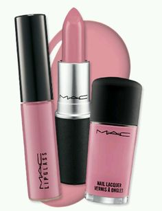 MAC Snob... My perfectly pink trio!!!