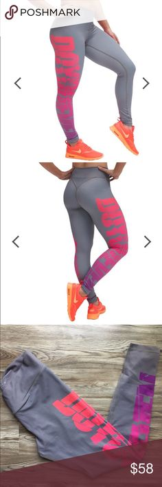 Do You Even Lift Leggings size Small Brand new, wore once to try on and my legs are too big! Nike Pants Leggings