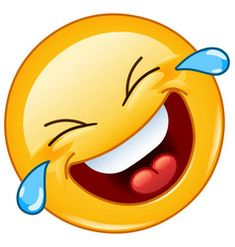 Vector: Rolling on the floor laughing with tears emoticon Emoticons Text, Animated Emoticons, Funny Emoticons, Animated Smiley Faces, Emoticon Faces, Funny Emoji Faces, Images Emoji, Emoji Pictures, Lach Smiley