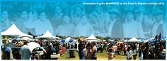Remembering the Manongs at the Pista Sa Nayon in Vallejo June 2nd 2012