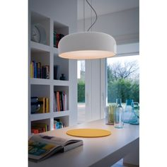 Lucente Mai by LUCENTE Hanglamp wit €487