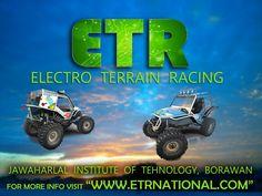 """Electro Terrain Racing"" held in Jawaharlal Institute Of Technology, Borawan"