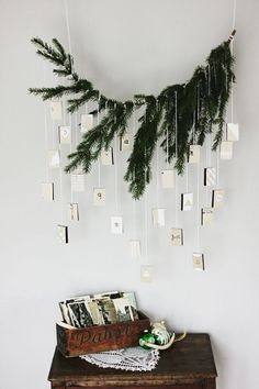 Advent Calendar via The Merry Thought seen on Simply Grove