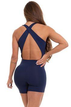 Catsuit, Backless, Leggings, Lei, Brazil, Swimwear, Dresses, Fashion, Workout Outfits